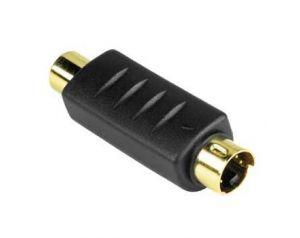 Adapter S-Video wtyk - 1 x...