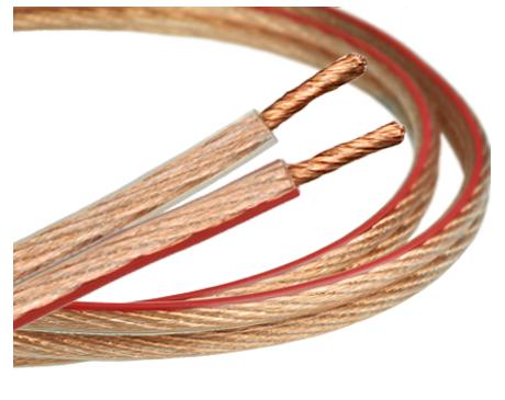 Kabel Głośnikowy 2x2mm CCA 100m