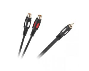 Kabel 1x Chinch Wtyk - 2x...
