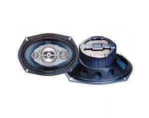 """Głośniki samochodowe Peiying PY-6991V 6""""x9"""" 180W"""