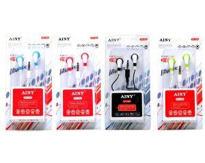 Słuchawki douszne Ainy AN-1280