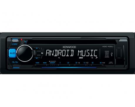 Radioodtwarzacz Kenwood KDC-100UB CD USB MP3