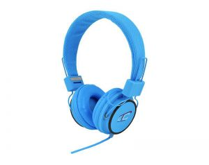 Słuchawki LTC 66 niebieskie