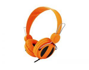 Słuchawki LTC 55 pomarańczowe