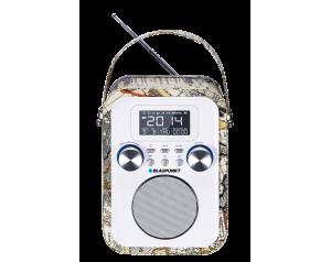 Przenośny radioodtwarzacz MP3 z SD/microSD/USB PP20MP