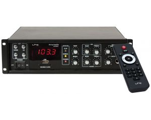 Wzmacniacz LTC PAA80BT Strefowy 100V/70V/4-16ohm BT USB SD