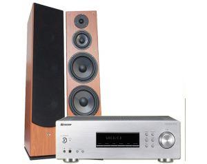 Amplituner Pioneer SX-20-S + Kolumny Stereo VK6300
