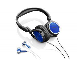 Słuchawki Nauszne Lenco HEP-100.